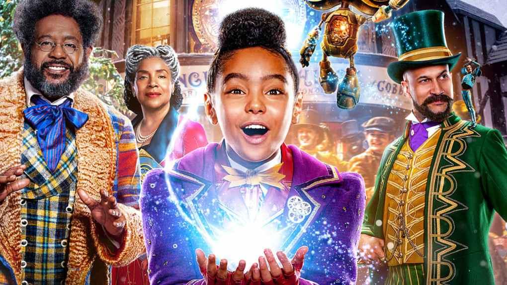 poster JingleJangle