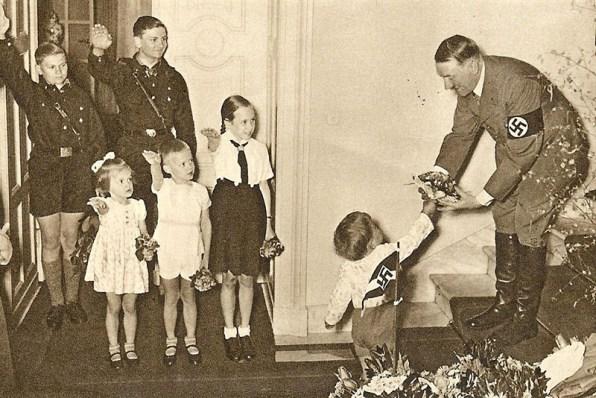 Image result for hitler's christmas