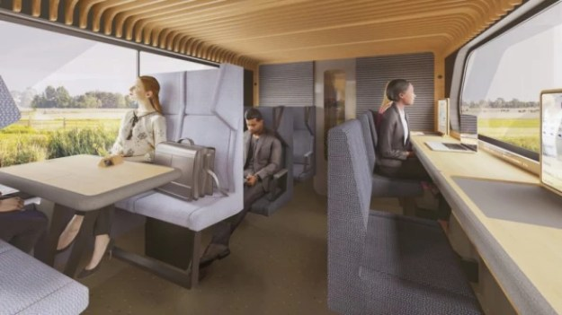 7-ns-railway-813x457 The Netherlands' new train cars are nicer than your office Interior