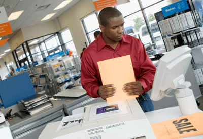 Self-service Printing