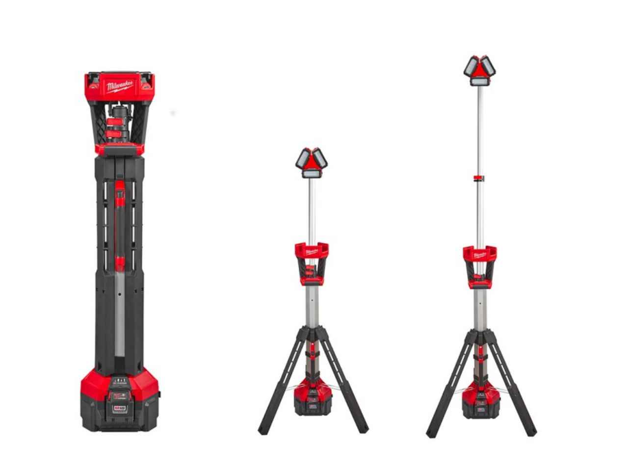 Milwaukee M18 Rocket Led Tower Light 110v