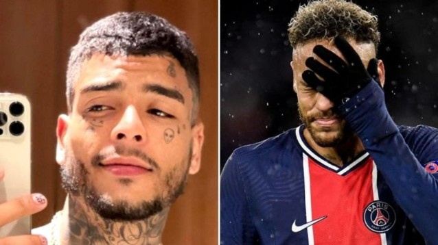 Il cantante brasiliano MC Kevin muore precipitando dal 5° piano, il ricordo di Neymar