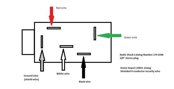 aux input jack wiring diagram  pontiac ac wiring diagrams