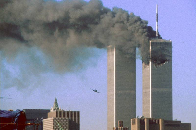Image result for 9/11 attack