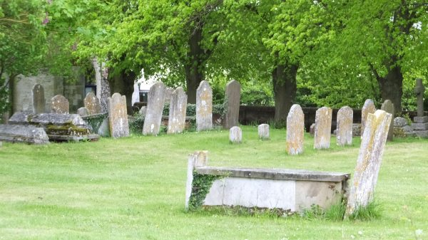 Find A Grave: St Mary Churchyard