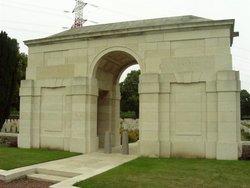 Browns Copse Cemetery in Roeux, Nord-Pas-de-Calais - Find ...