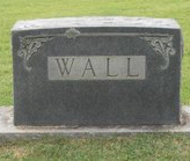 Mary Eva Ellington Wall