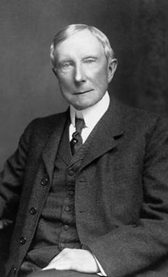 نتيجة بحث الصور عن John D.'s Rockefeller