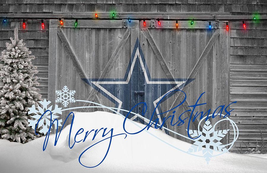 Dallas Cowboys Photograph By Joe Hamilton