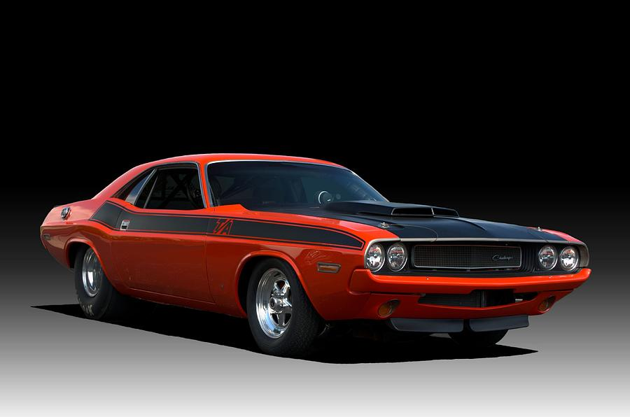 1970 dodge challenger ta by tim mccullough