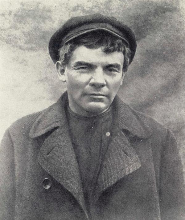 A Photograph Of Vladimir Ilyich Ulyanov Photograph by Mary ...