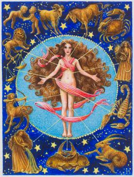 Image result for zodiac body painting