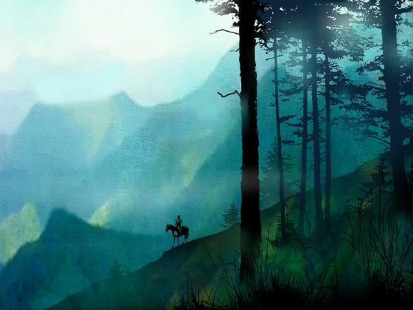 Image result for land of the blue mist