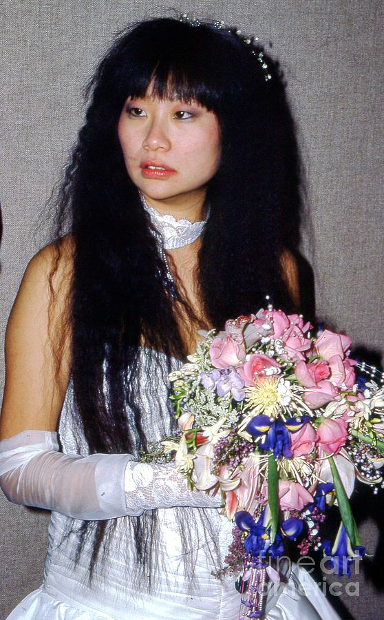 May Pangs Wedding 1989 Photograph By Ed Weidman