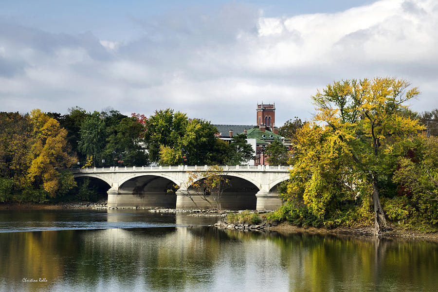 Memorial St Bridge Binghamton NY