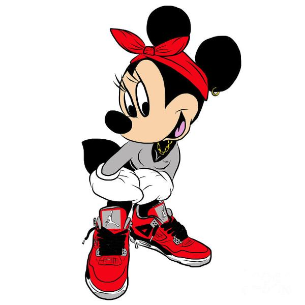 minnie mouse # 55