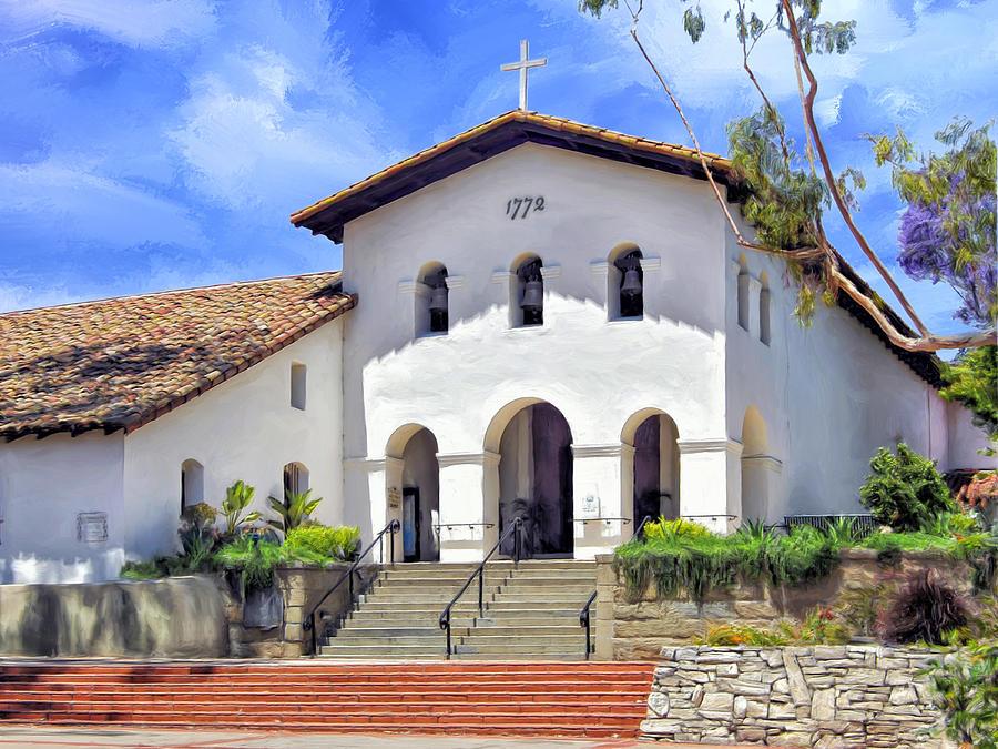 Obispo Mission Luis Picture High Tolosa San De
