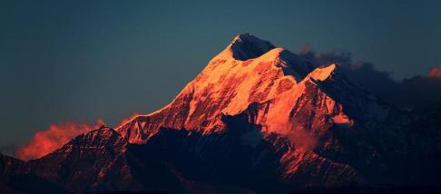 Image result for Trisul Peak