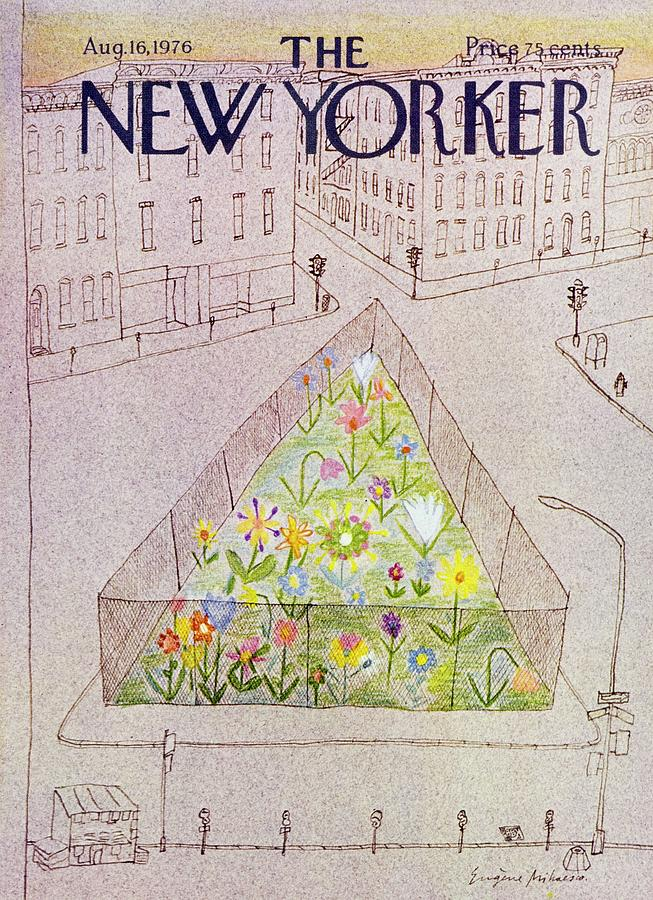 new yorker august 16th 1976 by eugene mihaesco