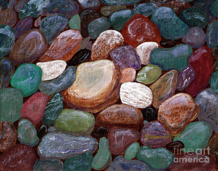 Where Buy Colored Rocks