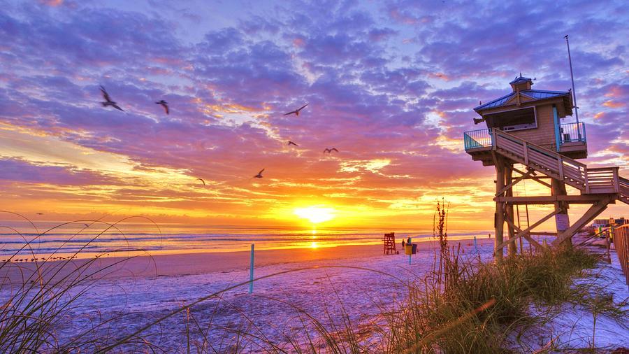 Amazing Sunrise Photo