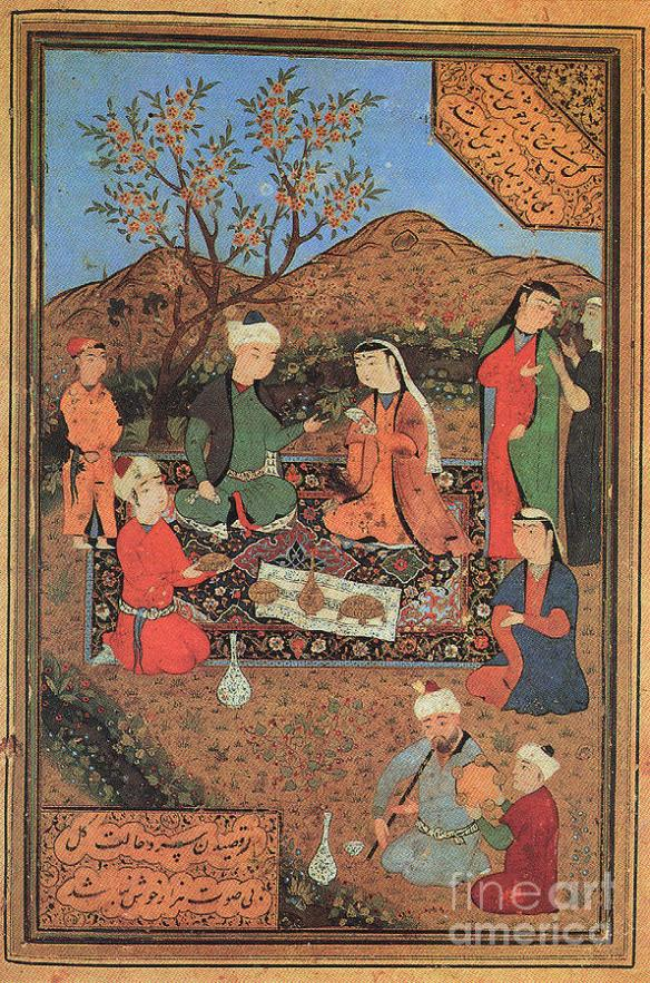 Arabic Sufi Poetry سليمان ابن قدّيس