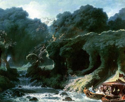 Image result for fragonard island of love