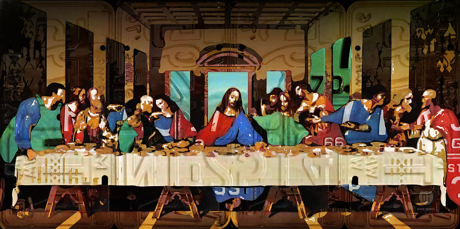 Original Last Supper Leonardo Da Vinci High Resolution Da Vinci Last Supper High Resolution