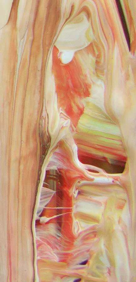 Original Painting Vagina By Abstract By Artist Ai