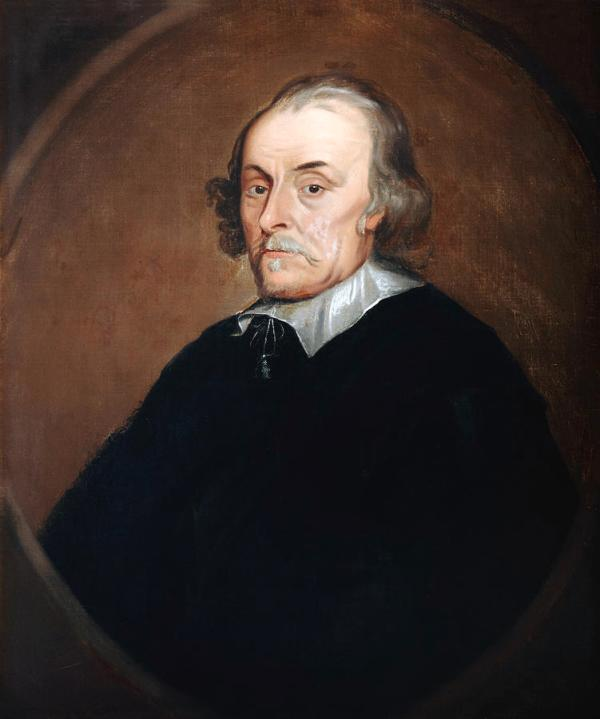 William Harvey Photograph by Bodleian Museum/oxford ...