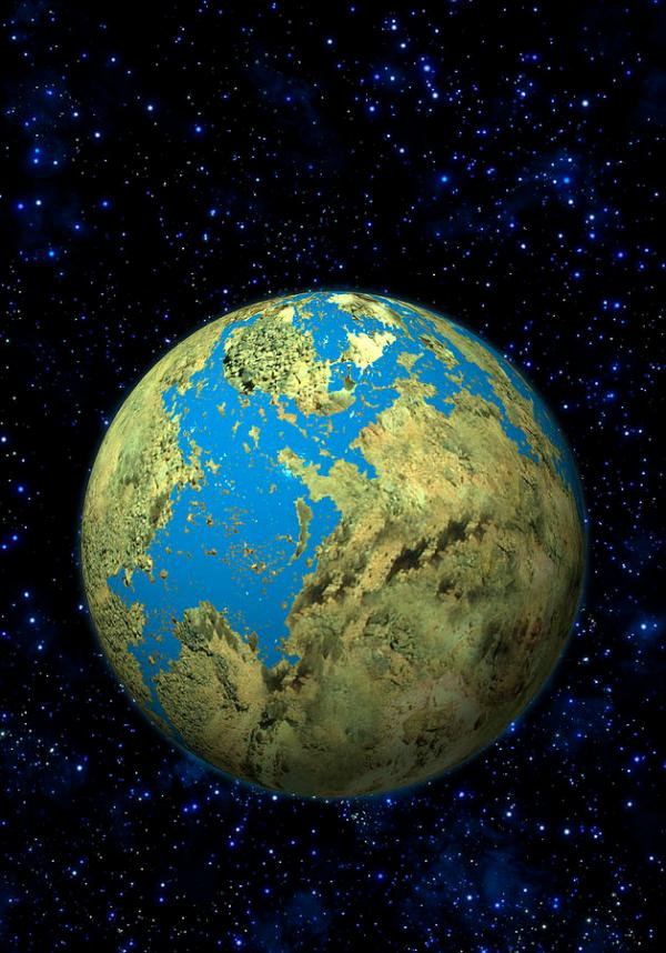 Extrasolar Planet Photograph by Take 27 Ltd
