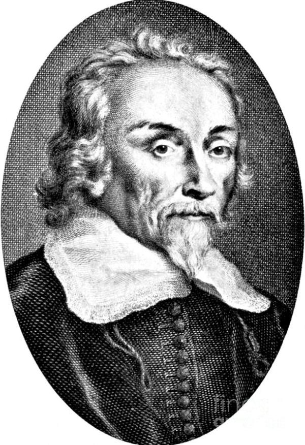 William Harvey, English Physician Photograph by Science Source