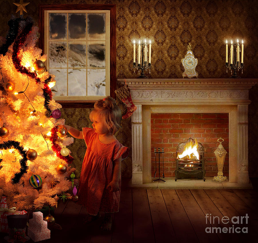 Christmas Magic Photograph By Eugene James