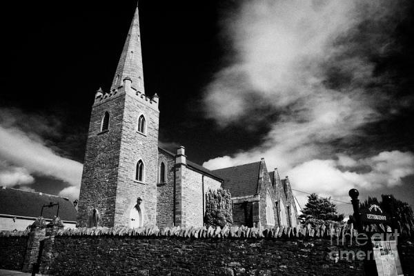 Conwal Parish Church Church Of Ireland Letterkenny County ...