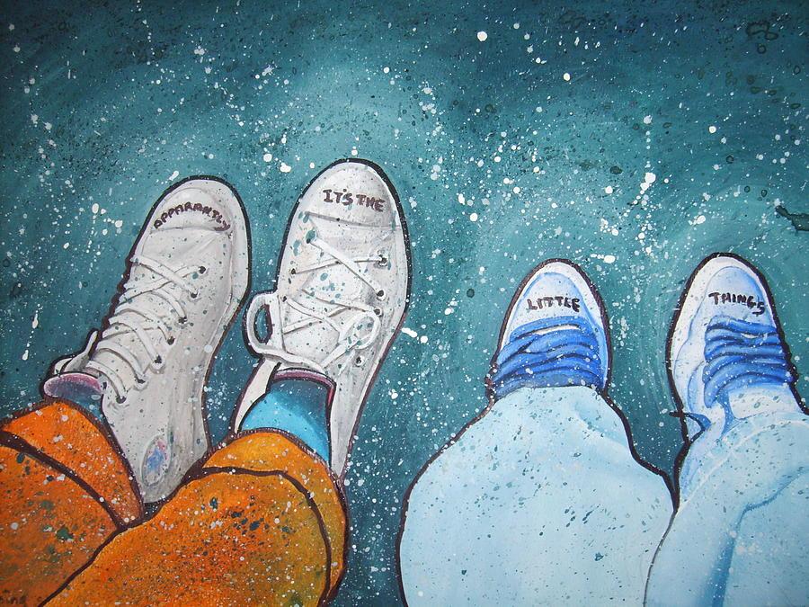 Resultado de imagem para friendship painting