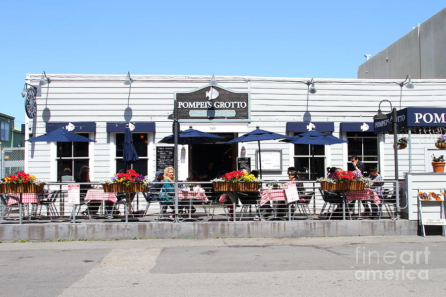 Fishermans Wharf Restaurants San Francisco