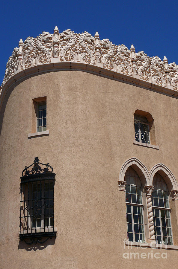 Santa Fe Architecture Photograph by Jeanne Woods