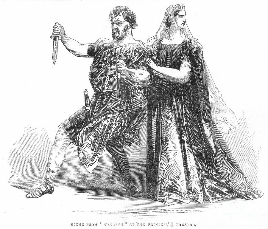 who killed king duncan in macbeth