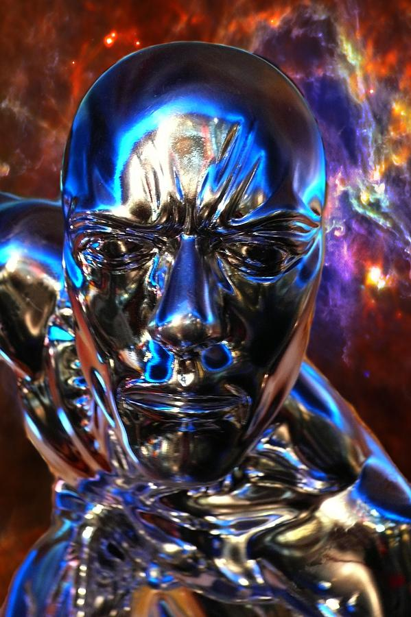Silver Surfer Photograph By Gregory Smith