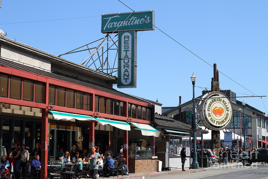 Fishermans Wharf San Fran Restaurants
