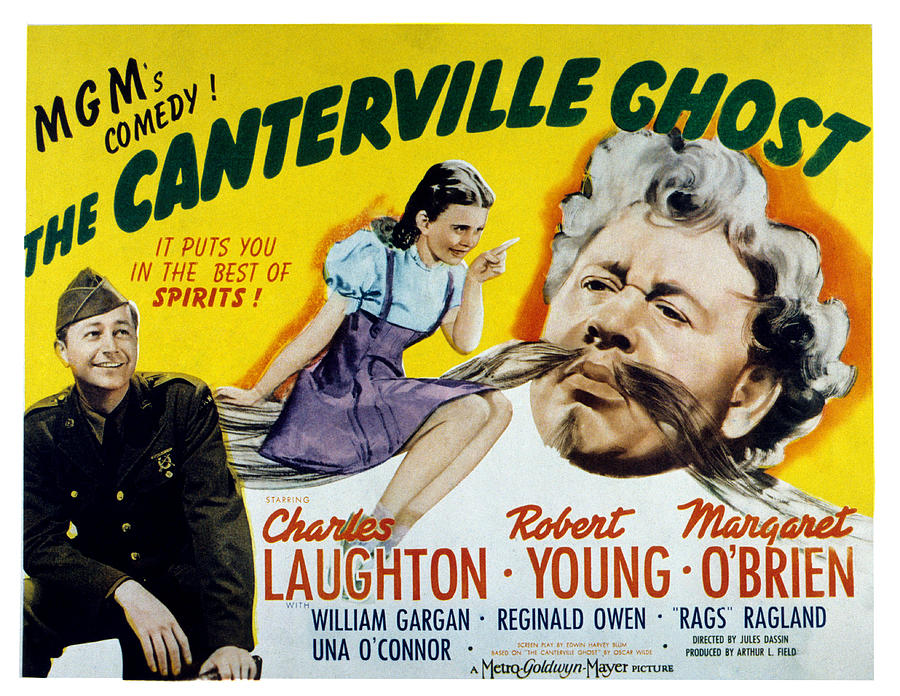 The Canterville Ghost (1944) – Journeys in Classic Film