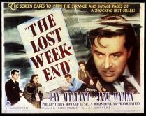 Image result for the lost weekend movie