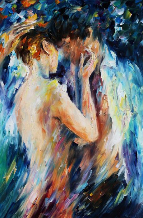 Love by Leonid Afremov