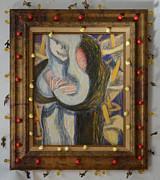 Madonna Annodam - Framed