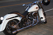 Featured - Harley-Davidson Motorcycle . 7D12757 by Wingsdomain Art and Photography