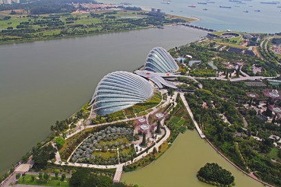 Marina Bay Sands Resort - Singapore by Richard Krebs