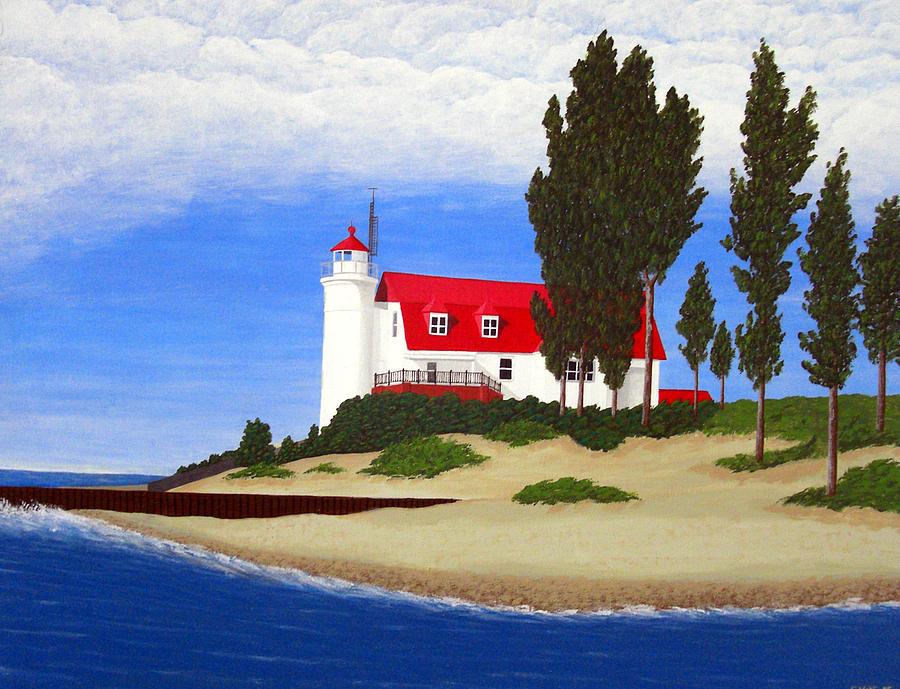 Kighthouse Point Betsie