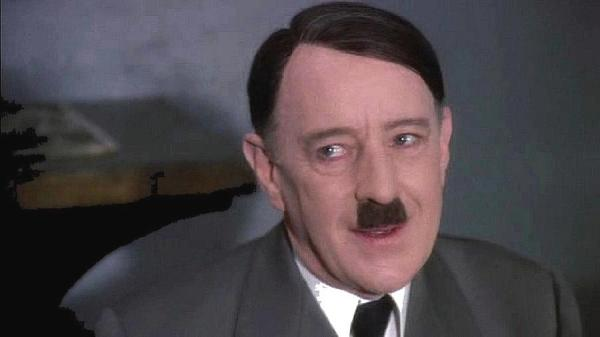 Alec Guinness As Adolf Hitler The Last Ten Days 1973 Color