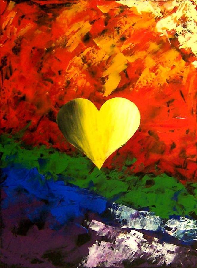 Wall Art Hearts