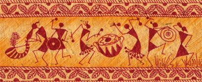 Image result for Warli painting